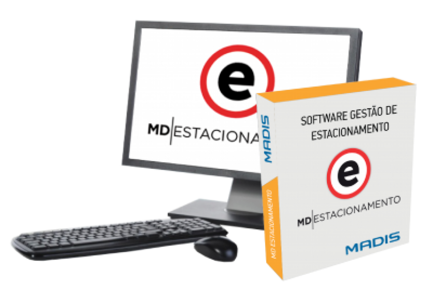 Software MD Estacionamento